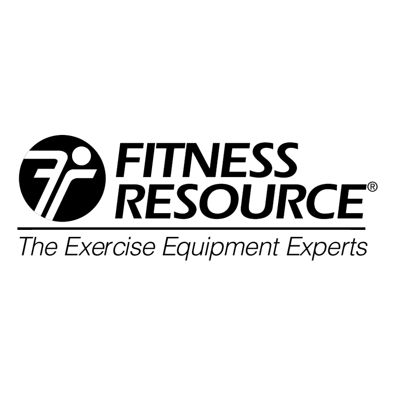 Fitness Resource vector logo
