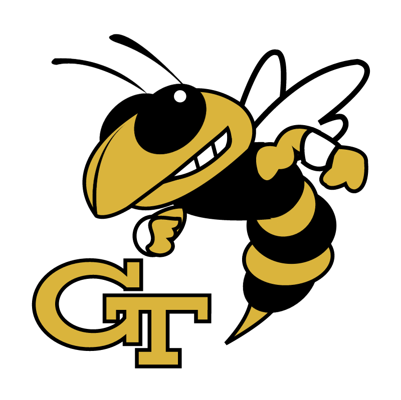 Georgia Tech Yellow Jackets vector