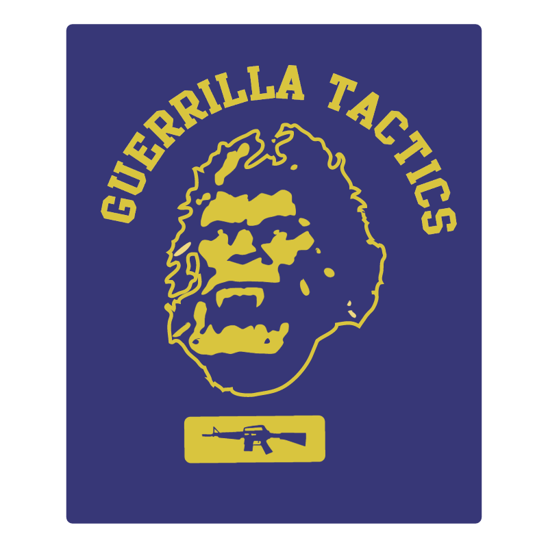 Guerrilla Tactics Fuct vector