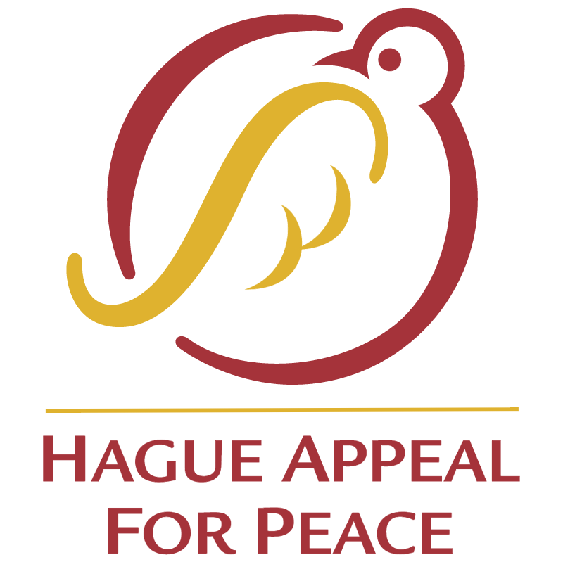 Hague Appeal For Peace vector