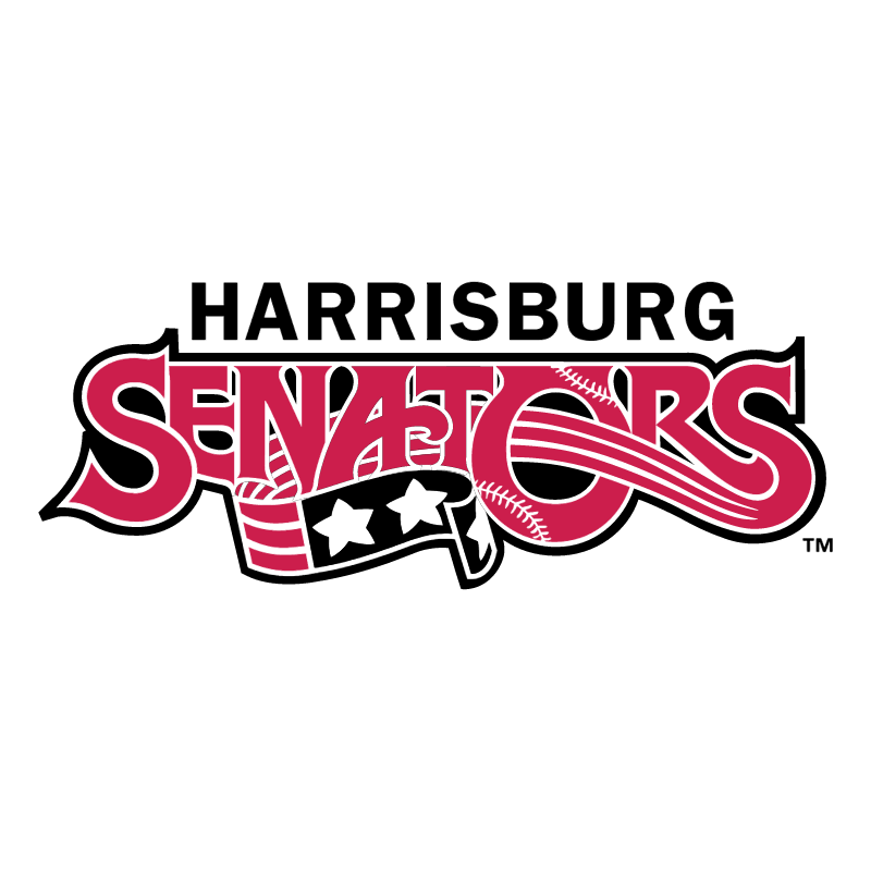 Harrisburg Senators vector
