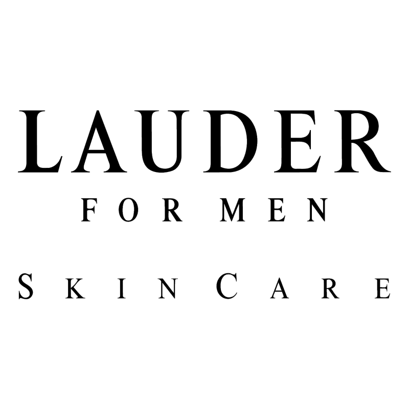 Lauder For Men vector