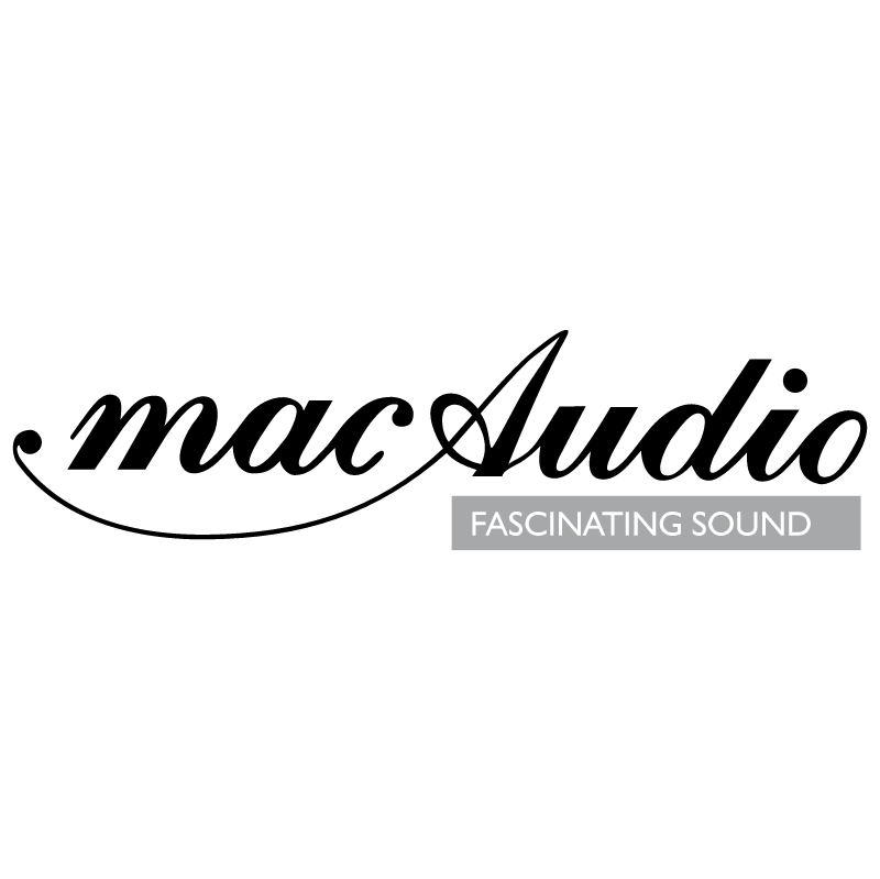 Mac Audio vector logo
