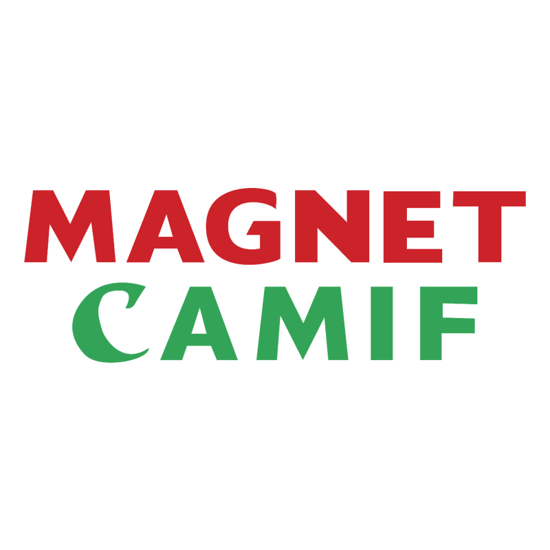 Magnet Camif vector