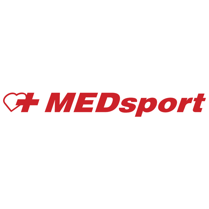 MEDsport vector logo