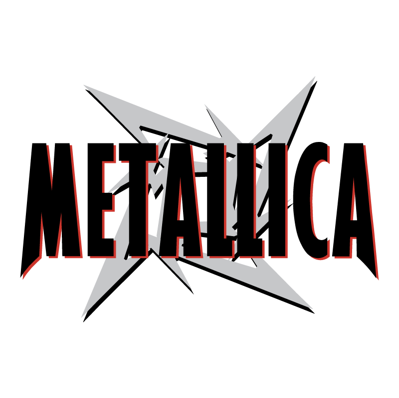 Metallica vector logo