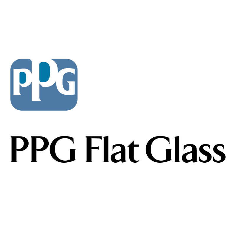 PPG Flat Glass vector