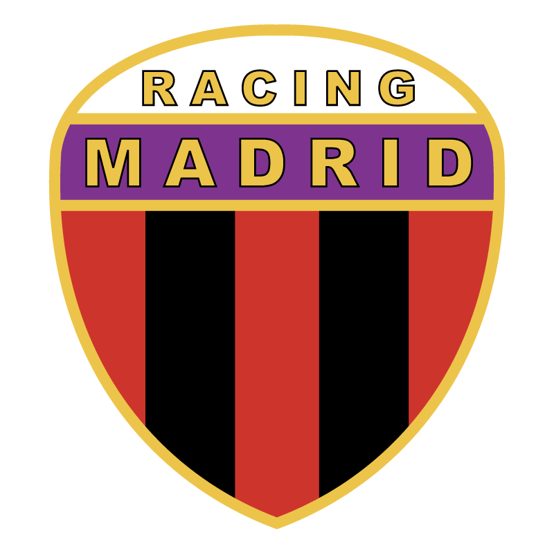 Racing de Madrid vector