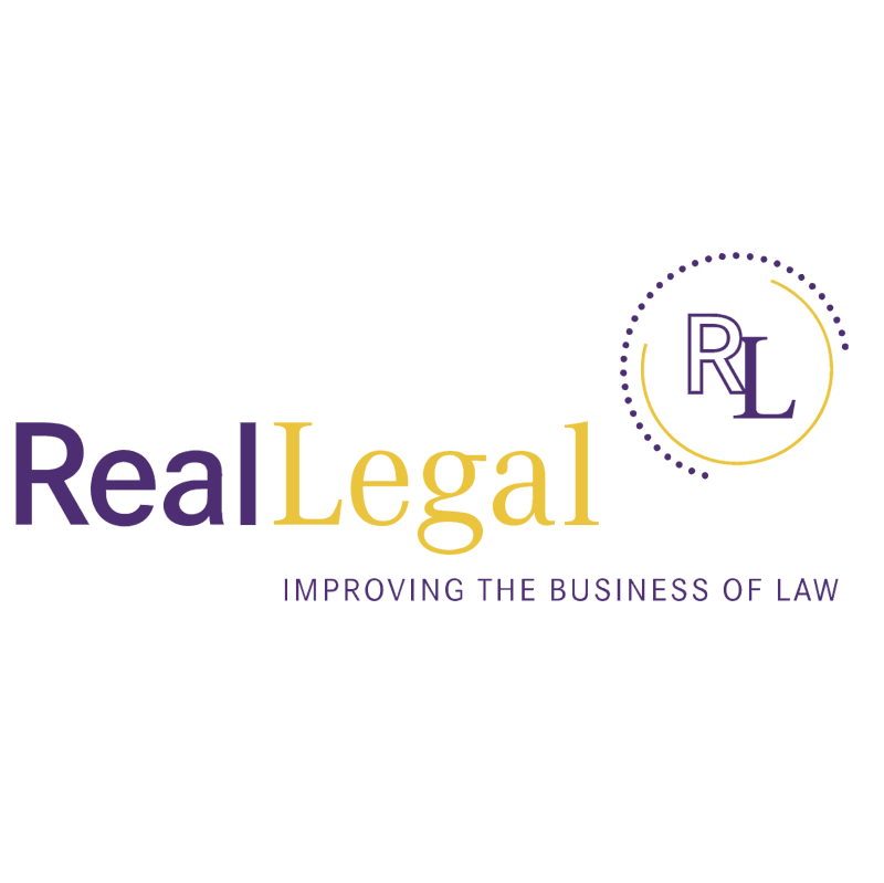 Real Legal vector logo