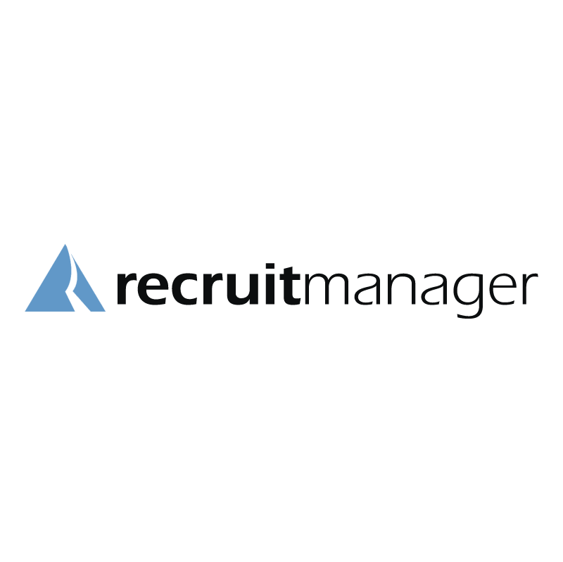 RecruitManager vector logo