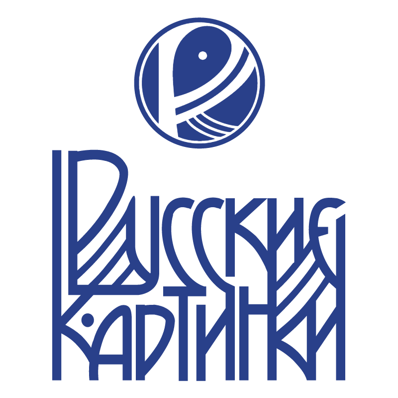 Russkie Kartinki vector