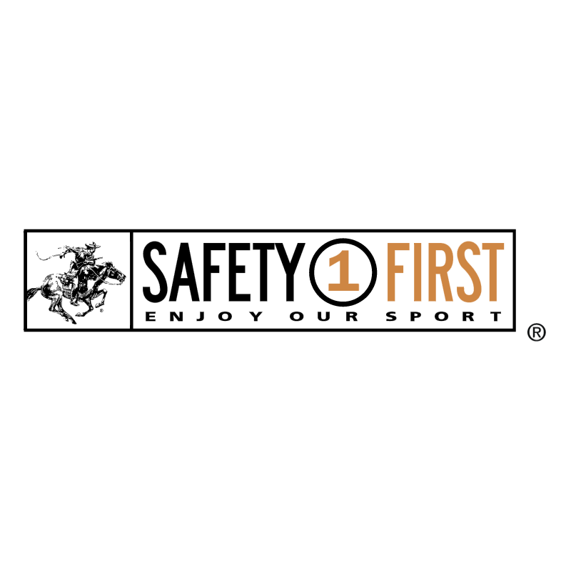 Safety First vector logo