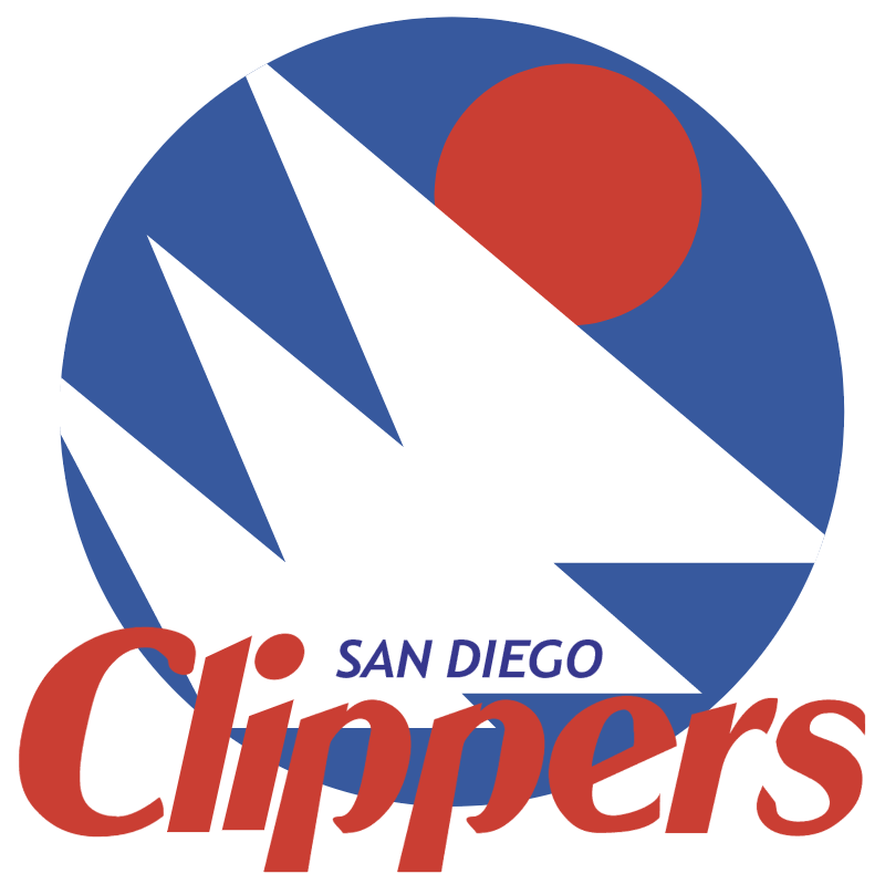 San Diego Clippers vector