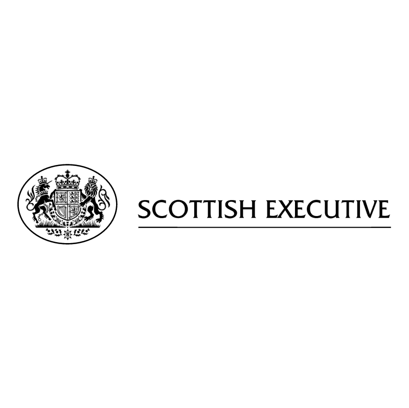 Scottish Executive vector