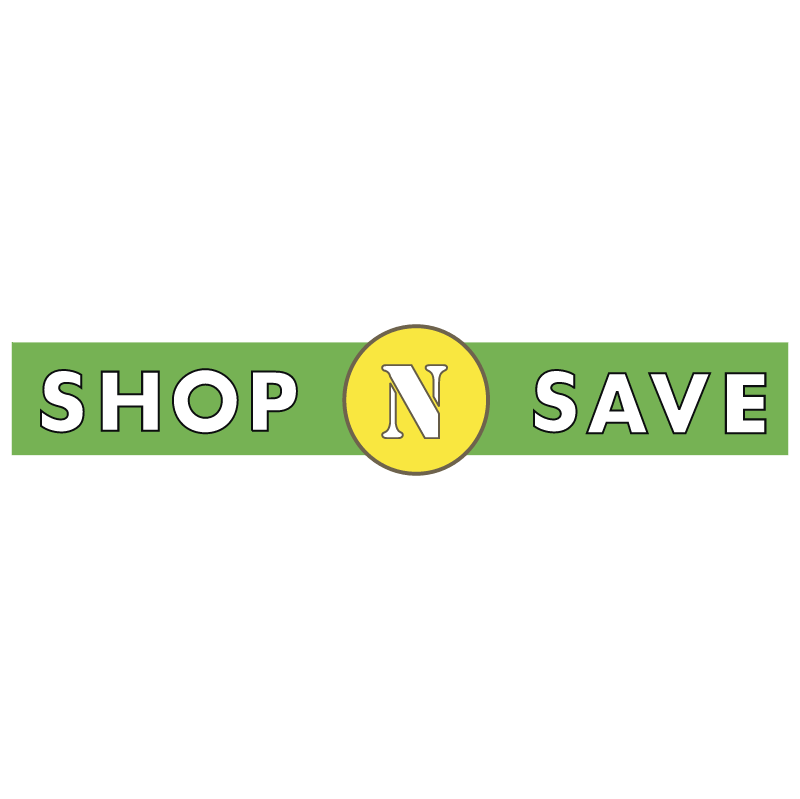 Shop N Save vector