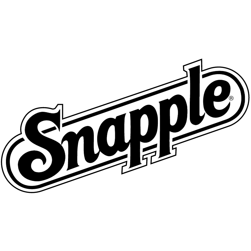 Snapple vector logo