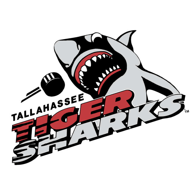 Tallahassee Tiger Sharks vector