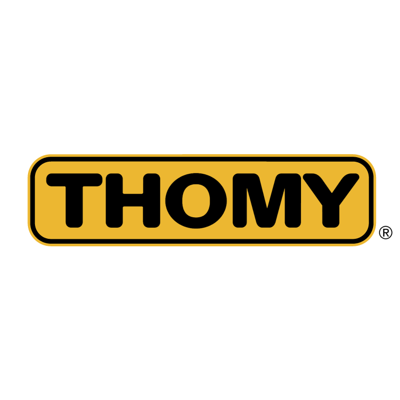 Thomy vector logo