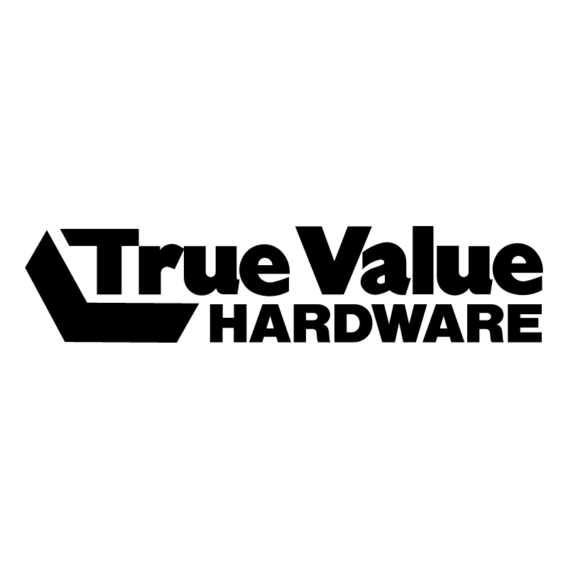 True Value Hardware vector