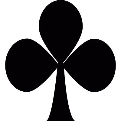 Three Leaf Clover vector logo