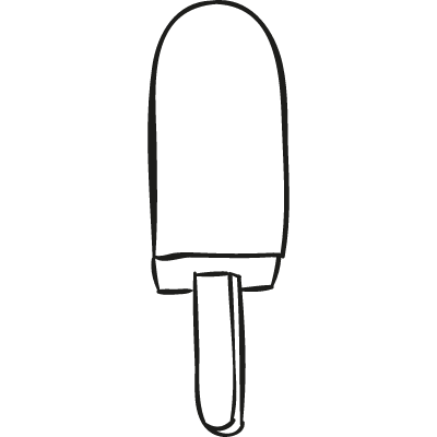 Ice Pop vector logo