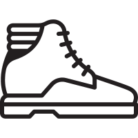 Rural Boot vector