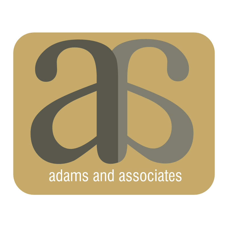 Adams and Associates vector logo