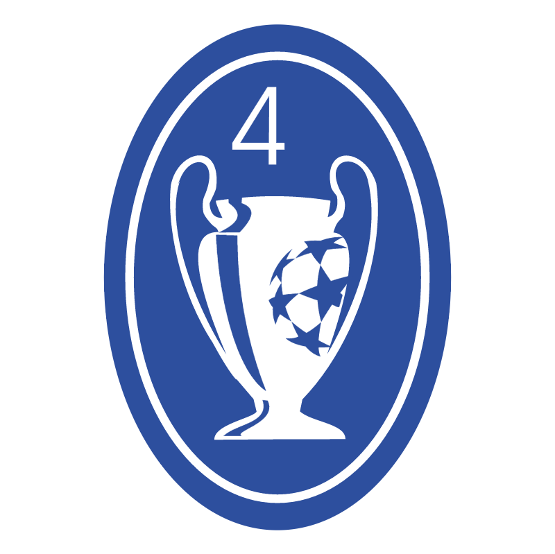 Ajax Champions Badge vector