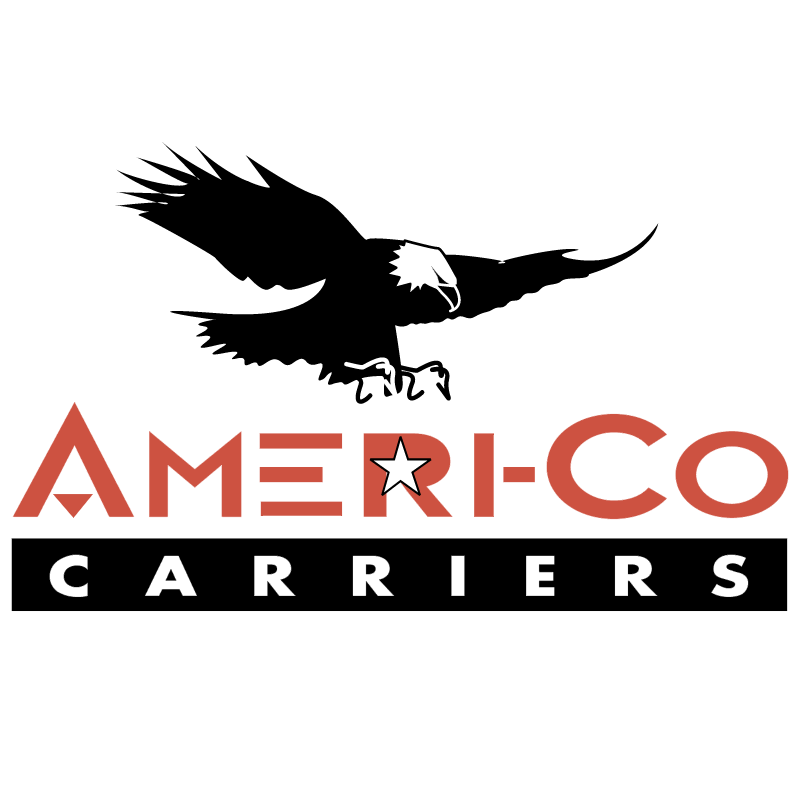 Ameri Co Carriers 36624 vector