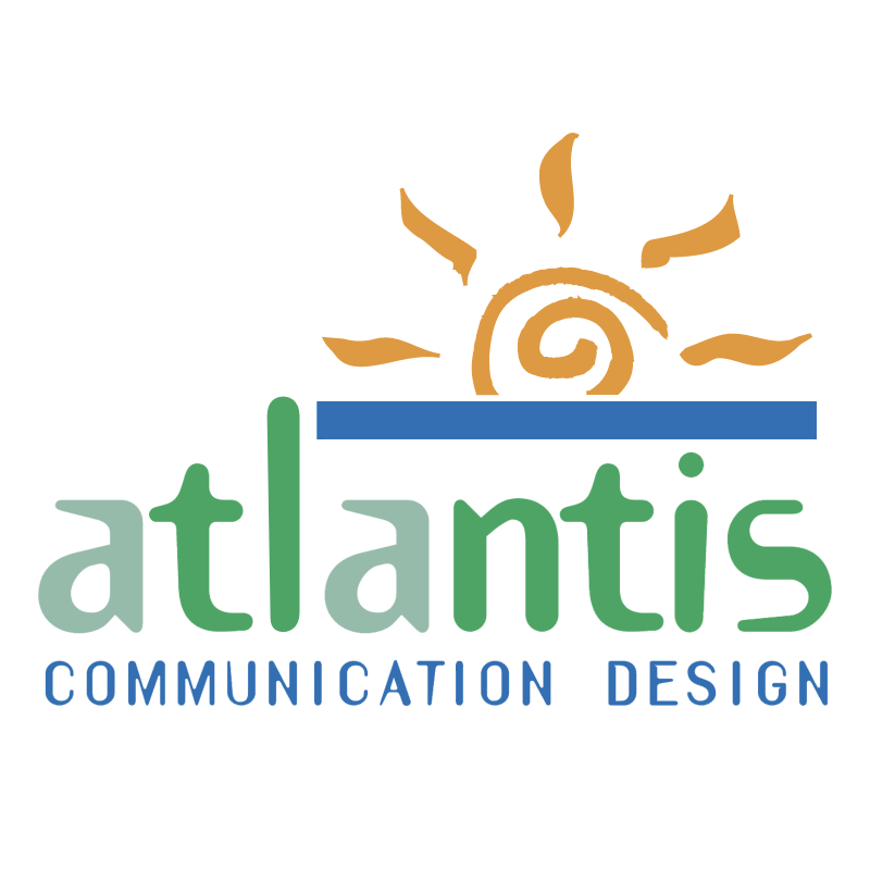 Atlantis Communication Design 84034 vector