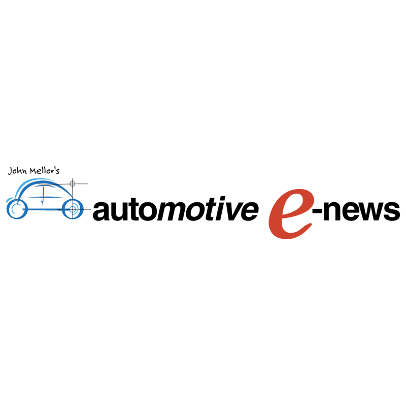 Automotive e news vector
