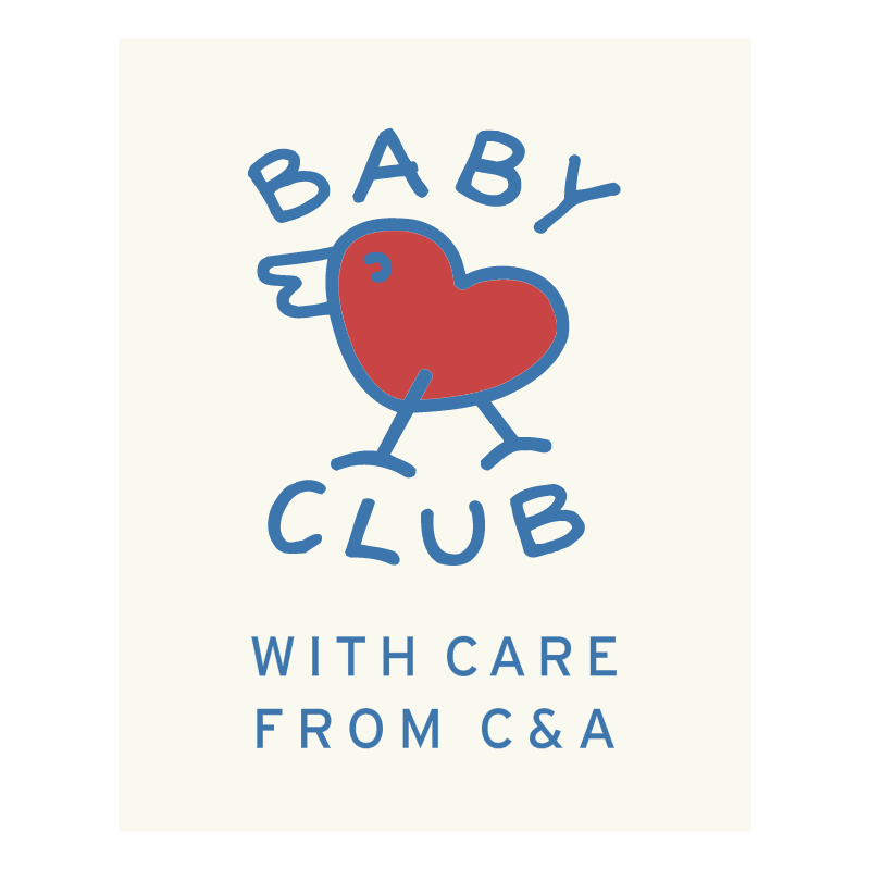 Baby Club 77563 vector logo