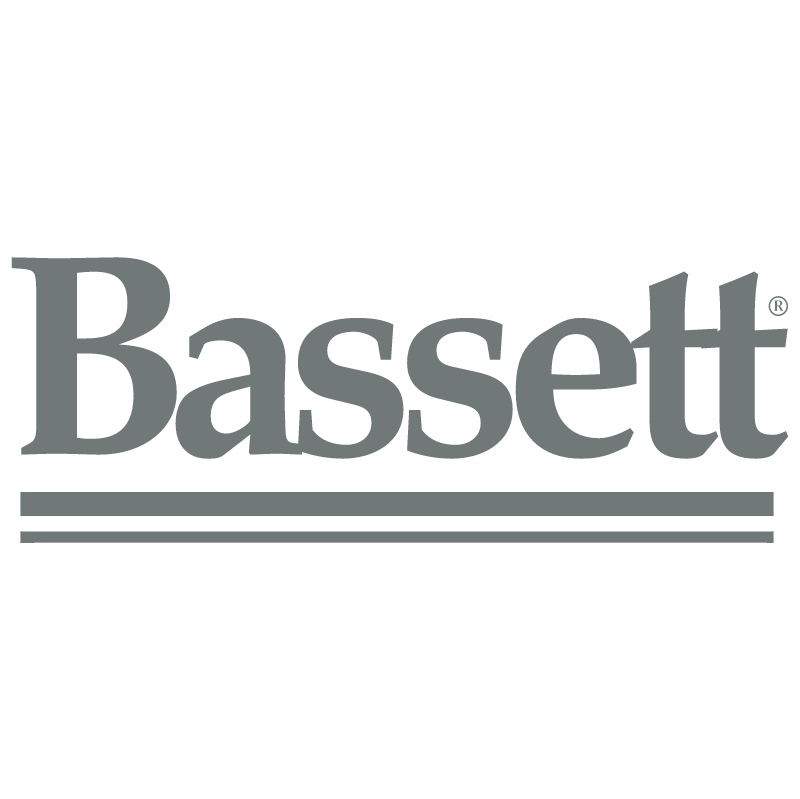 Bassett Furniture 24397 vector