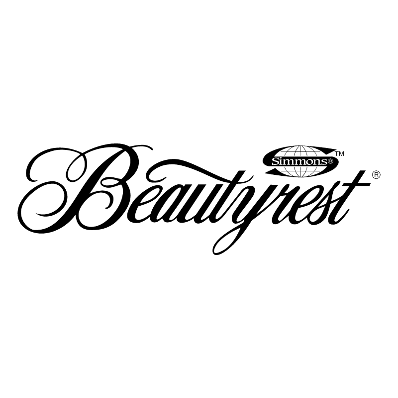 Beautyrest vector logo