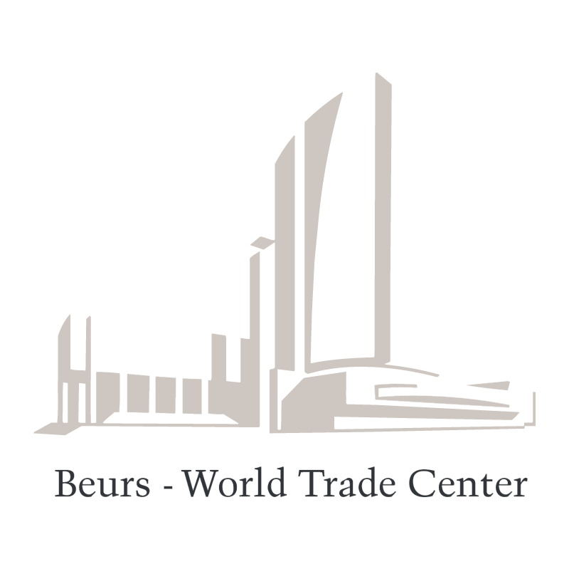 Beurs World Trade Center vector