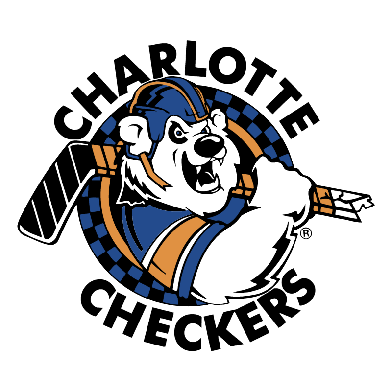 Charlotte Checkers vector