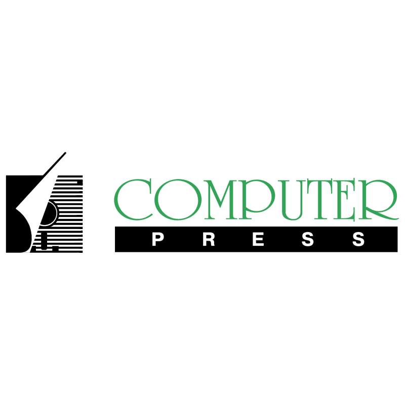 Computer Press vector logo
