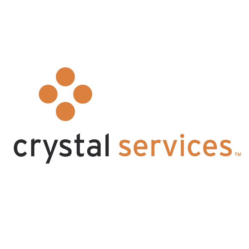 Crystal Services vector