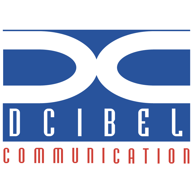 DCibel Communication vector