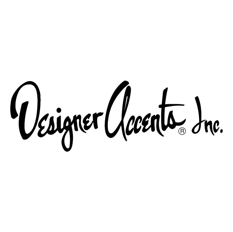 Designer Accents Inc vector