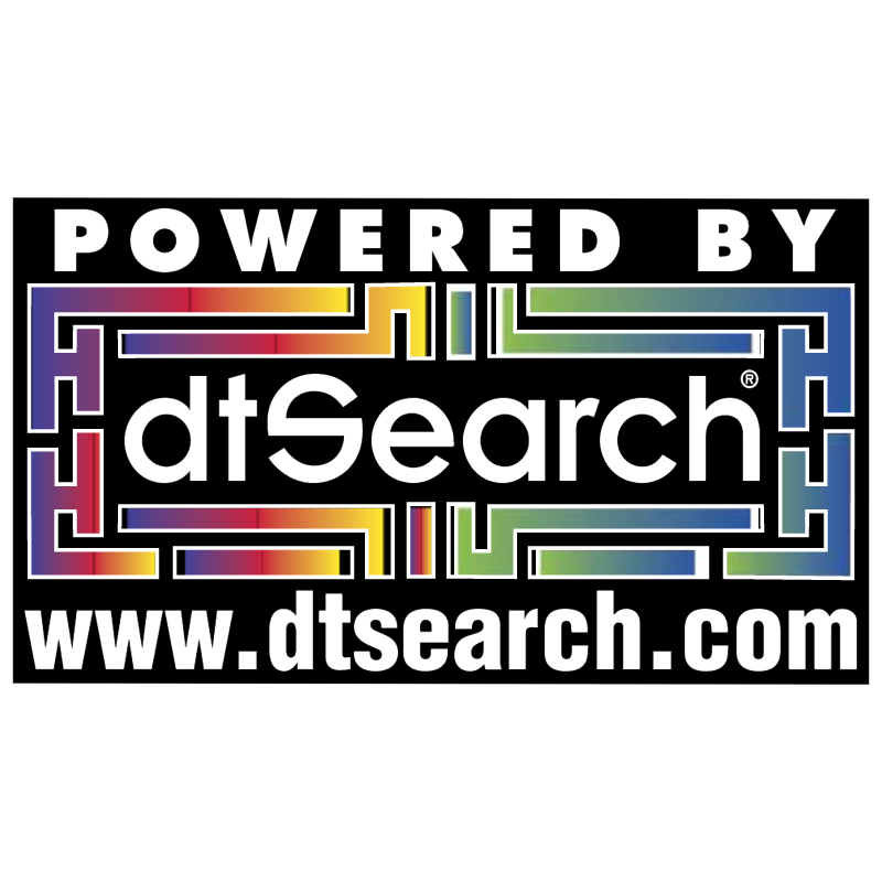 dtSearch vector logo