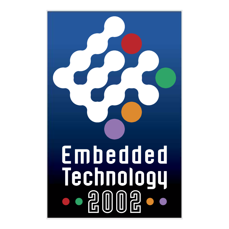 Embedded Technology 2002 vector