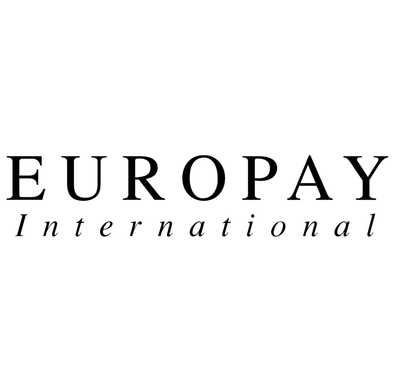 Europay International vector logo