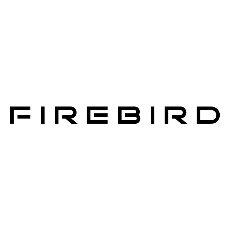 Firebird vector logo