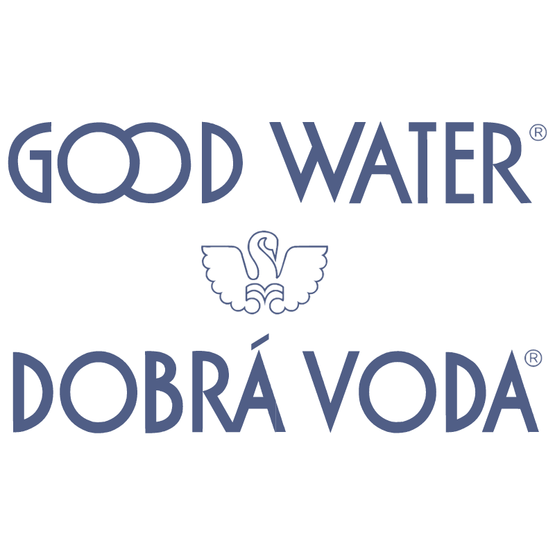 Good Water vector logo