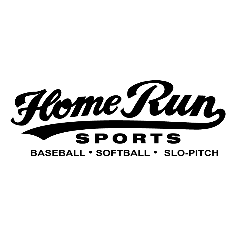 Home Run Sports vector