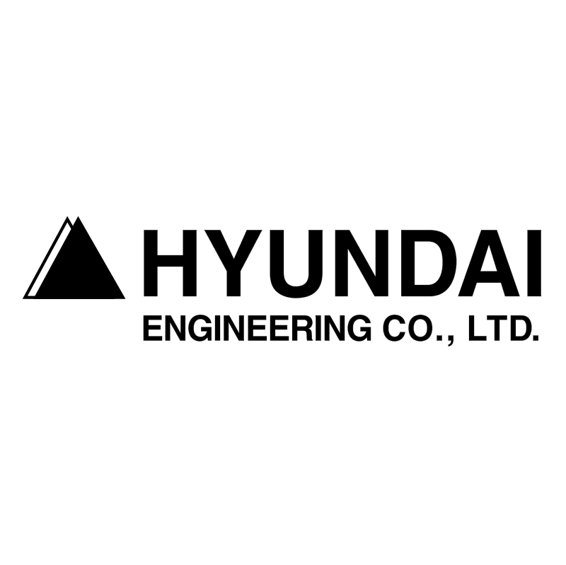 Hyundai Engineering vector