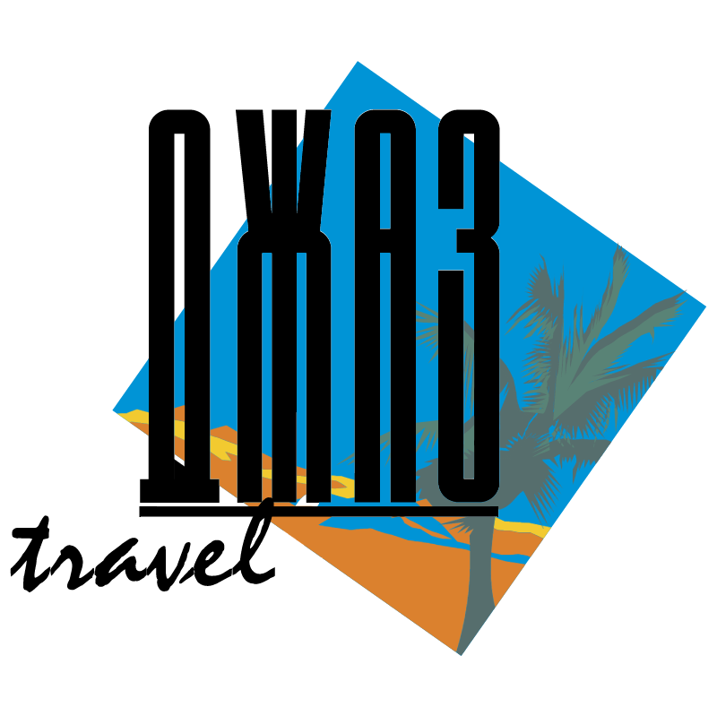 Jazz Travel vector logo