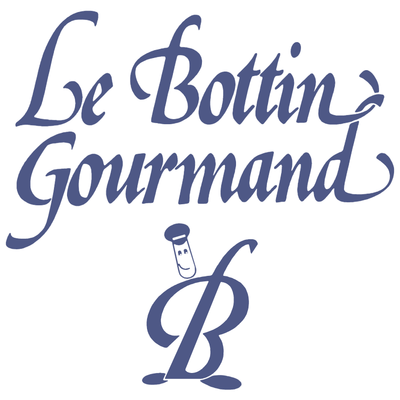 Le Bottin Gourmand vector