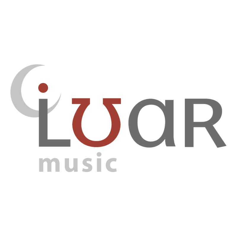 Luar Music vector